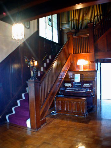 Woodbine Pipe Organ